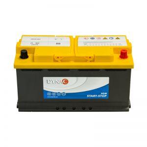 COD.95AGM</br>   12V-95Ah-850A  ( EN ) </br> DIM.350-175-190