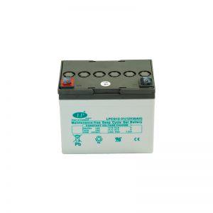 cod.LPCG12-31  </br> 12V-30Ah </br> dim. 196-130-178 </br> GEL